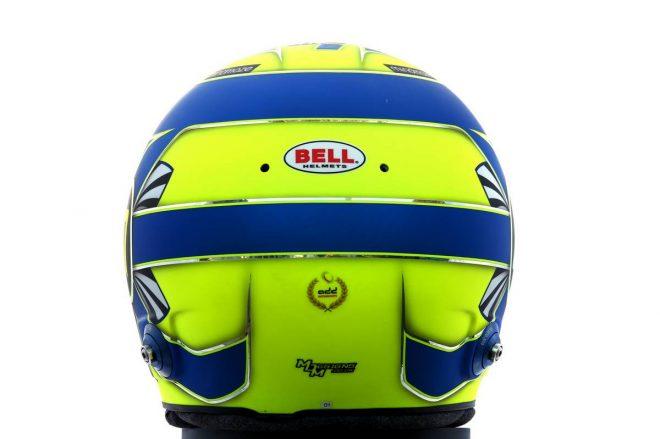 F1 | ランド・ノリス(Lando Norris) 2020年のヘルメット3