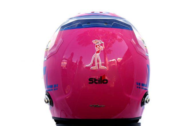 F1 | ランス・ストロール(Lance Stroll) 2020年のヘルメット3
