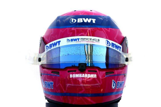 F1 | ランス・ストロール(Lance Stroll) 2020年のヘルメット1