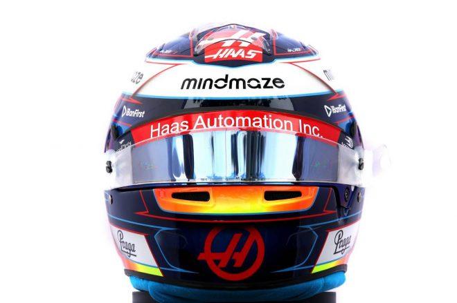 F1 | ロマン・グロージャン(Romain Grosjean) 2020年のヘルメット1