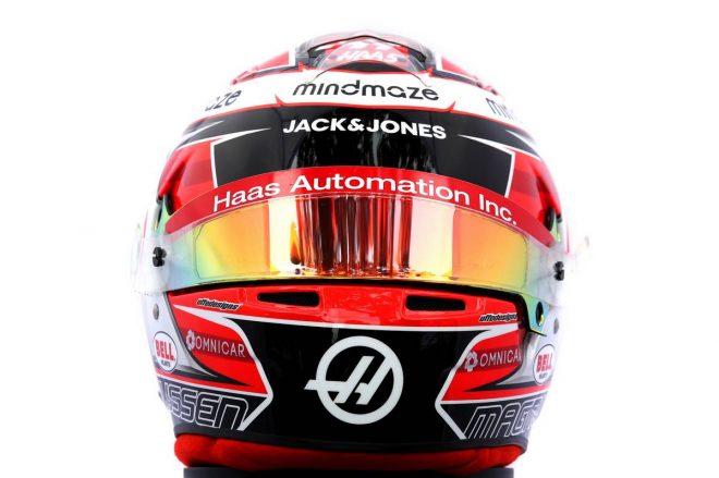 F1 | ケビン・マグヌッセン(Kevin Magnussen) 2020年のヘルメット1