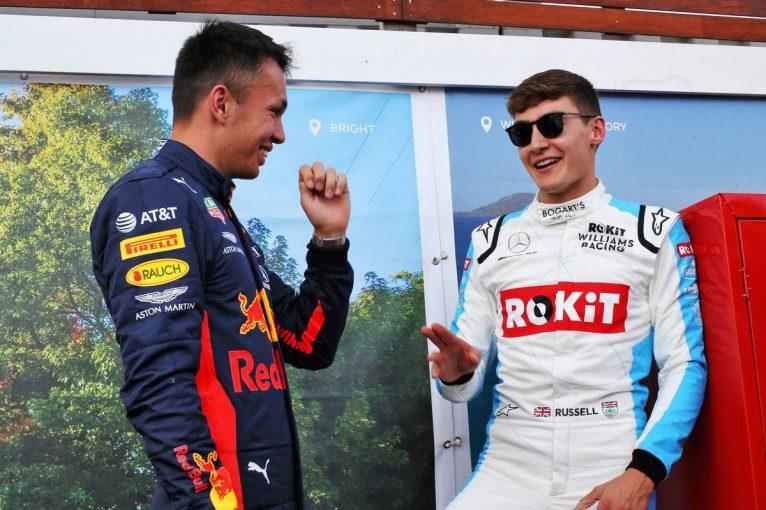 F1 | ウイリアムズF1のラッセル、勝てる実力のあるマシンに乗る友人らを「少し妬ましく思う」と語る