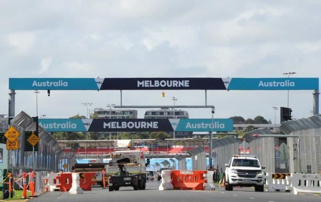 2020年F1第1戦オーストラリアGPの開催地アルバートパーク・サーキット