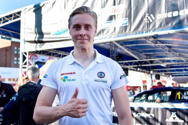 ラリー/WRC | ERC:往年の名手2世、リンドホルムがMRFタイヤ陣営に加入。ロシアン・ロケットも再契約