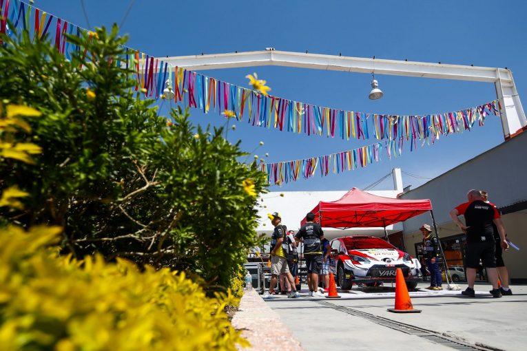 ラリー/WRC | 【順位結果】2020年WRC第3戦メキシコ SS2後