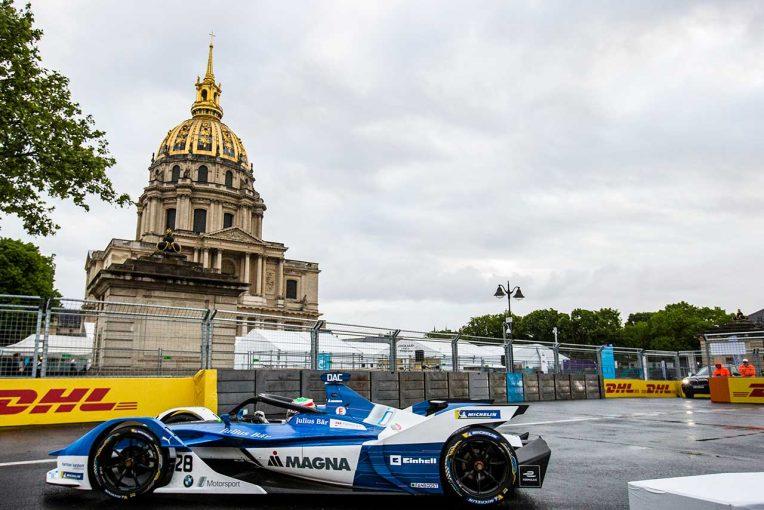 海外レース他 | 市街地が舞台のフォーミュラE、2カ月間レース開催を凍結。再開は6月末のドイツ大会か