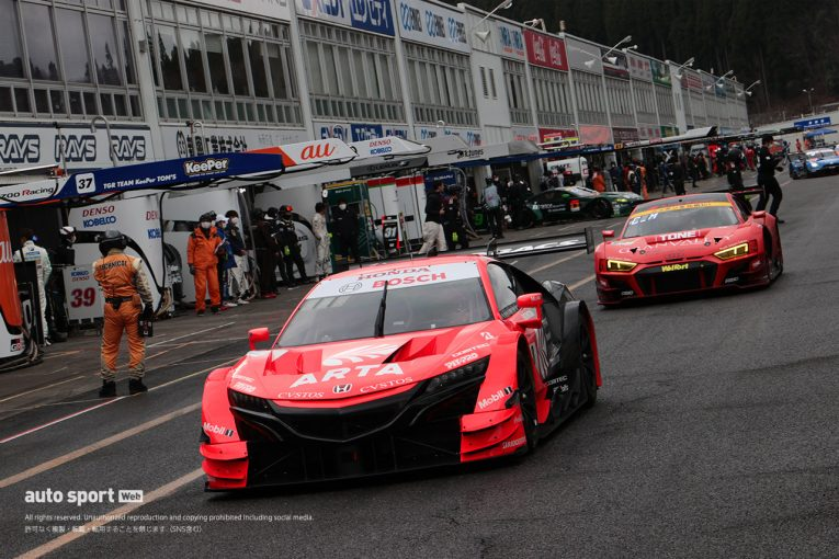 スーパーGT | 【タイム結果】2020スーパーGT岡山公式テスト 3月14日セッション1