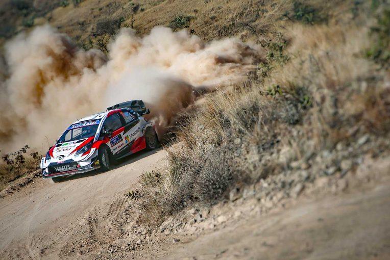 ラリー/WRC | 【順位結果】2020WRC第3戦メキシコ SS12後