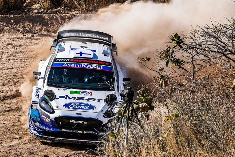 ラリー/WRC | WRC第3戦メキシコ:Mスポーツ代表、マシン全焼の原因に言及。ラッピの英雄的行動を支持