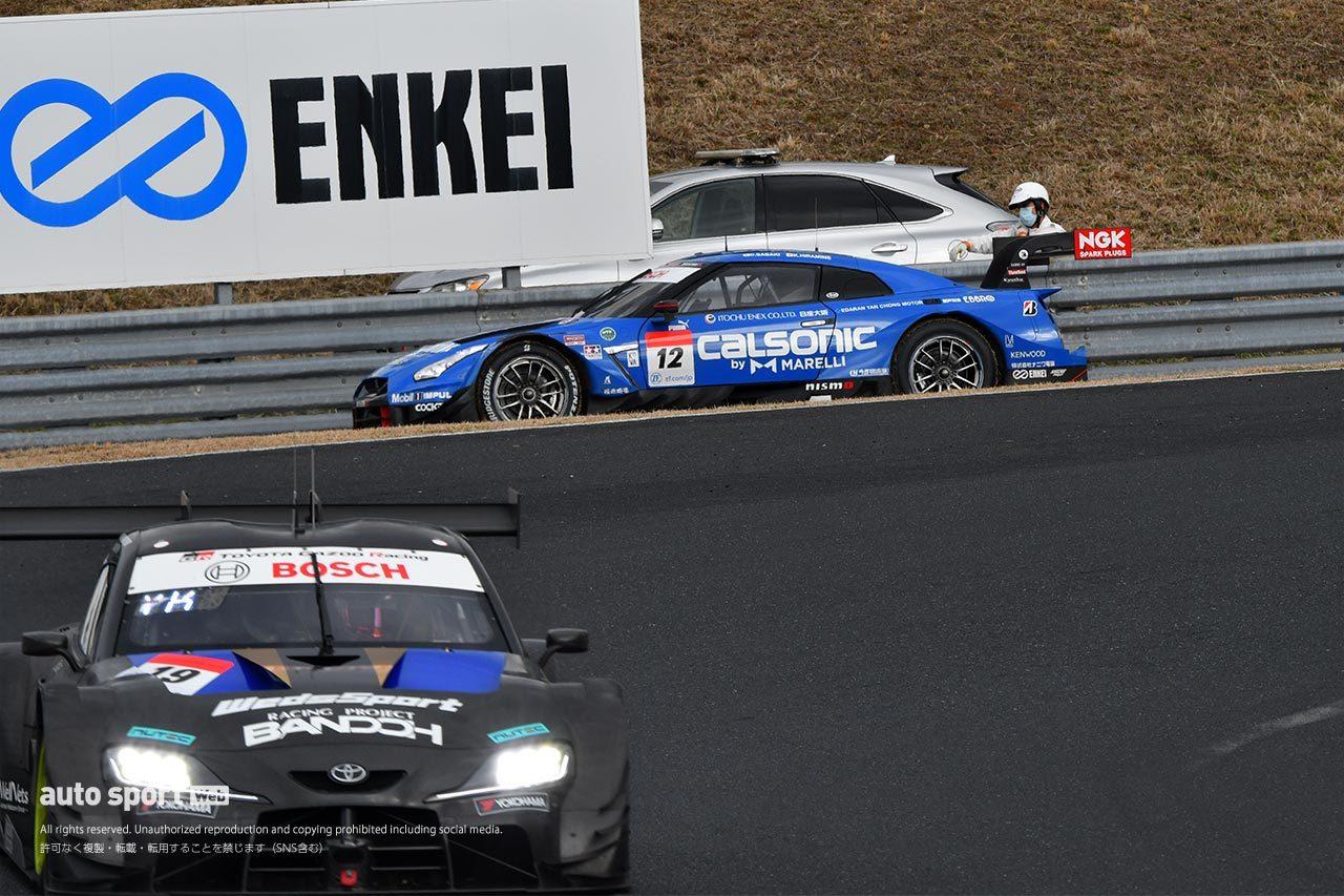 スーパーGT岡山公式テスト:KEIHIN NSX-GTが初日の首位。NSX勢がワン・ツー