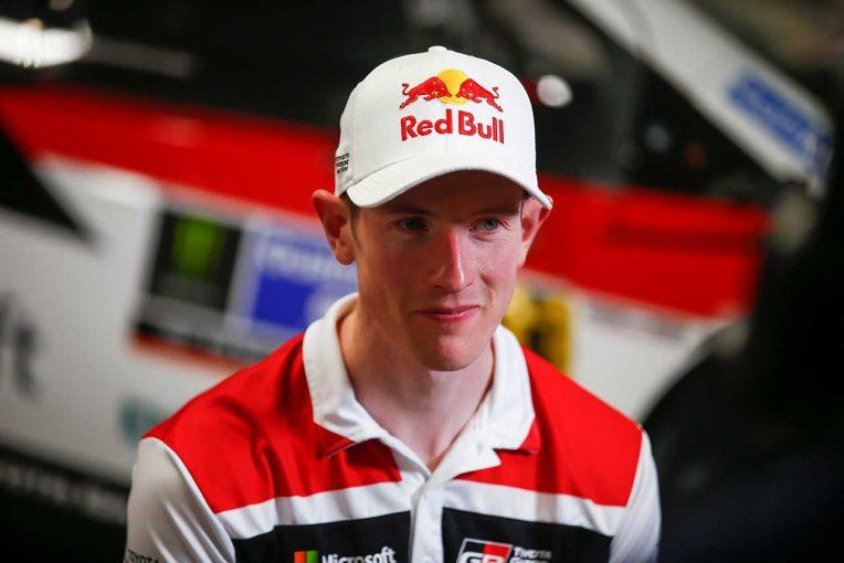 ラリー/WRC | 総合3番手につけたトヨタのエバンス「1番手でステージを走るのは本当に大変」/2020WRC第3戦メキシコ デイ2後コメント