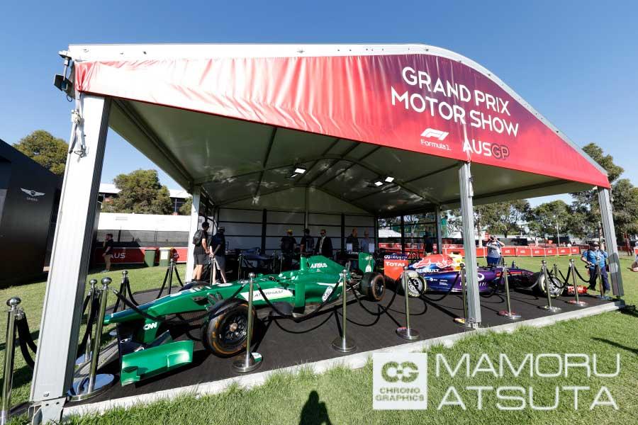 【ブログ】Shots!2020年F1第1戦オーストラリアGP