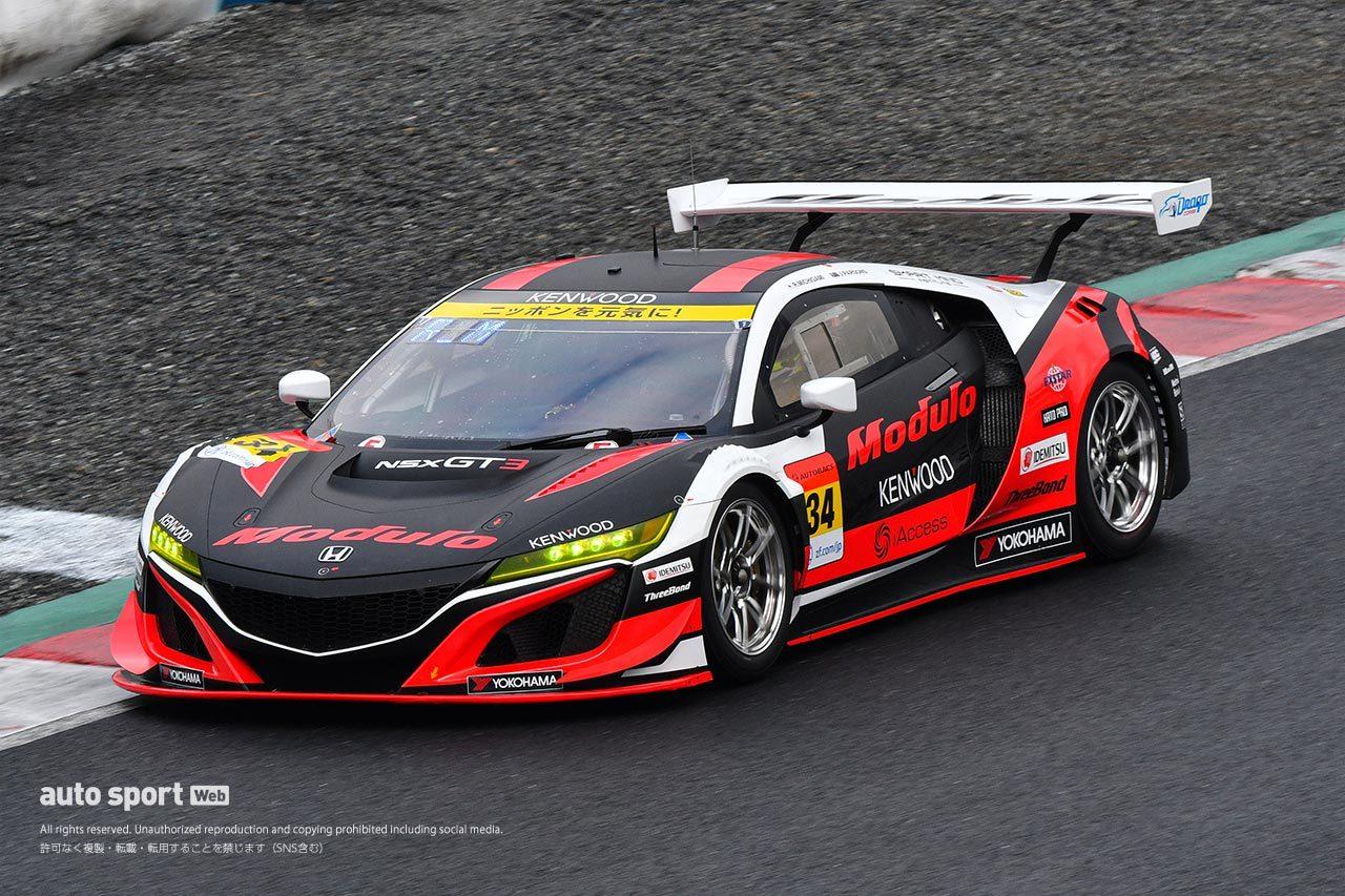 2020スーパーGT岡山公式テスト 走行全車総覧【GT300クラス】