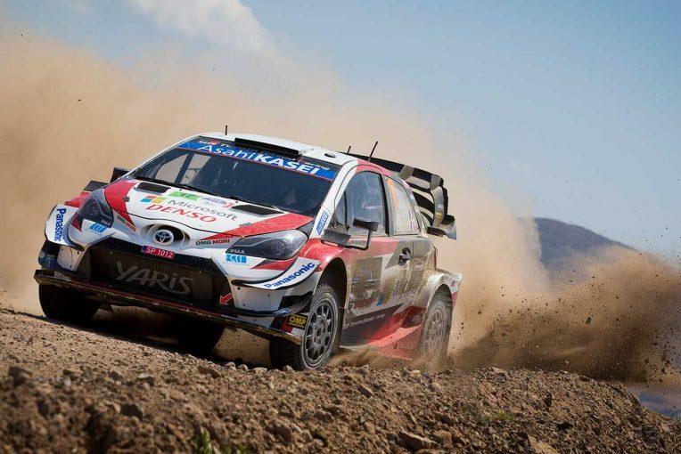 ラリー/WRC   WRC:オジエが短縮開催の第3戦メキシコで2020年初優勝。トヨタはシリーズ復帰後メキシコ初制覇