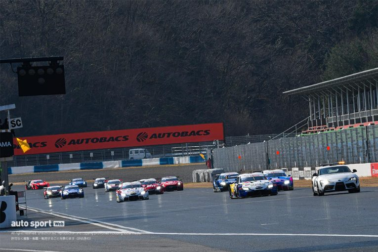 スーパーGT   【タイム結果】2020スーパーGT岡山公式テスト 3月15日セッション3