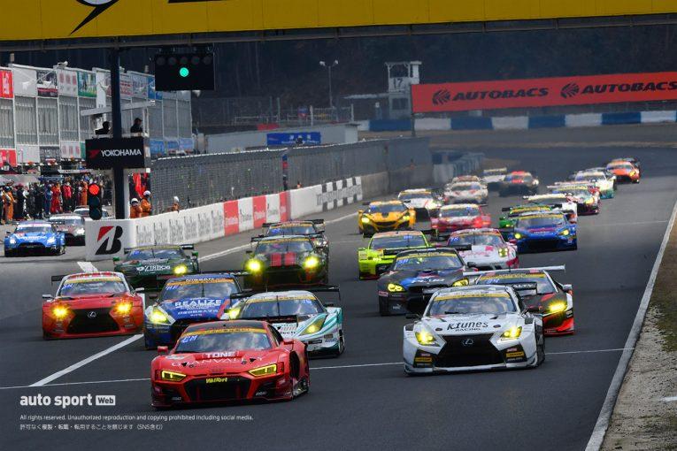 スーパーGT   スーパーGT:無観客開催の富士公式テストエントリー更新。GT300の参加陣容に変化
