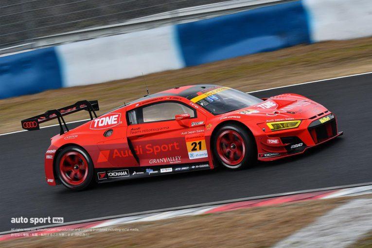 スーパーGT   アウディジャパン、2020年も日本で充実のカスタマーレーシング活動を展開へ
