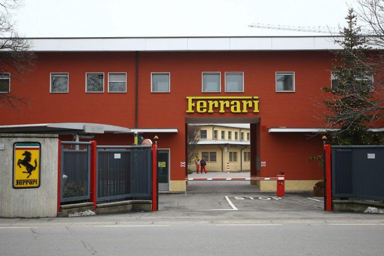 F1 | フェラーリがF1関連含むイタリアの工場を一時閉鎖。国内の新型ウイルス感染拡大で製造活動に支障