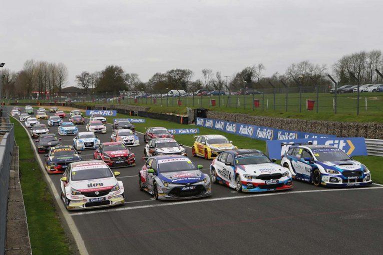 海外レース他 | BTCC:恒例オフテスト、開幕戦とも「予定どおり開催」と発表。ヒュンダイ新車もシェイクダウン