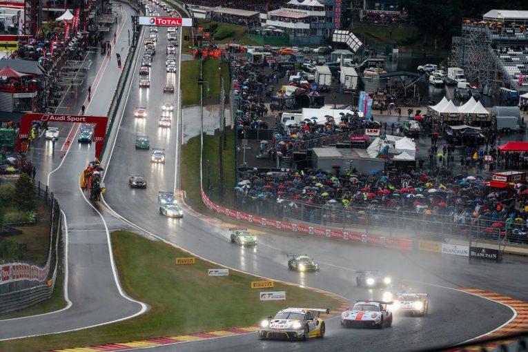 ル・マン/WEC | スパ・フランコルシャン、4月3日までサーキットを閉鎖。主要レースの開催は現時点で影響なし