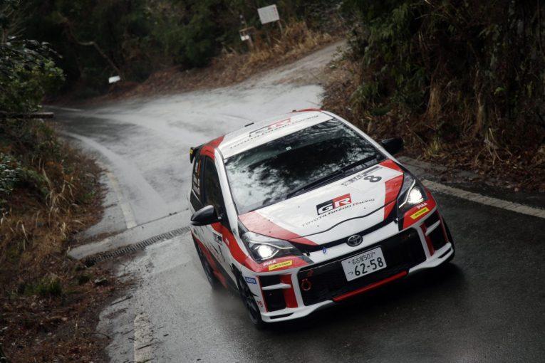 ラリー/WRC | 全日本ラリー:TGRヴィッツGRMNラリー、足回りを変更し実質開幕戦の新城で2020年初優勝