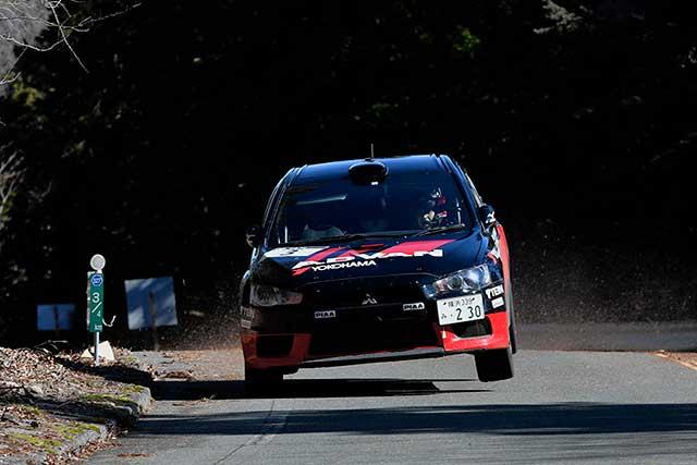 ラリー/WRC | 全日本ラリー:無観客試合の2020年開幕戦新城ラリーで奴田原が優勝。新井親子が2~3位