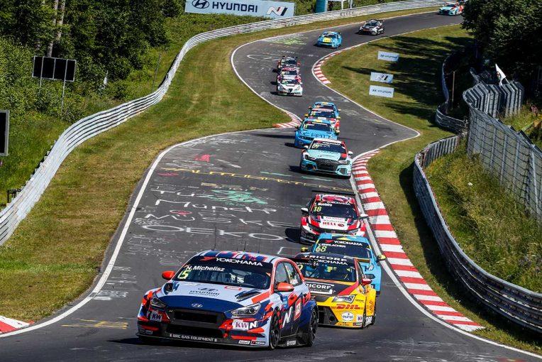 海外レース他   WTCR:ニュル24時間併催のドイツ戦は開催中止。延期スケジュールが既存ラウンドと日程重複
