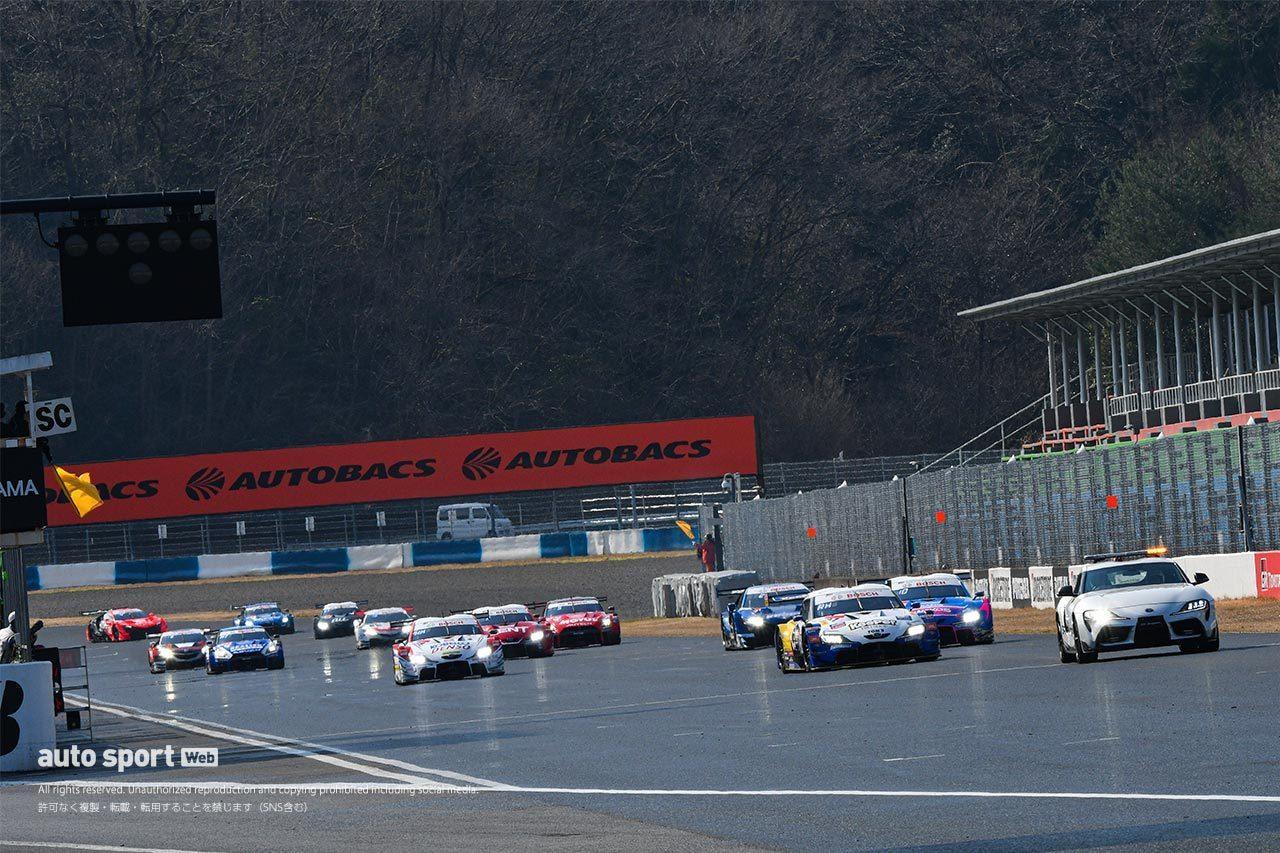 2020スーパーGT岡山公式テスト