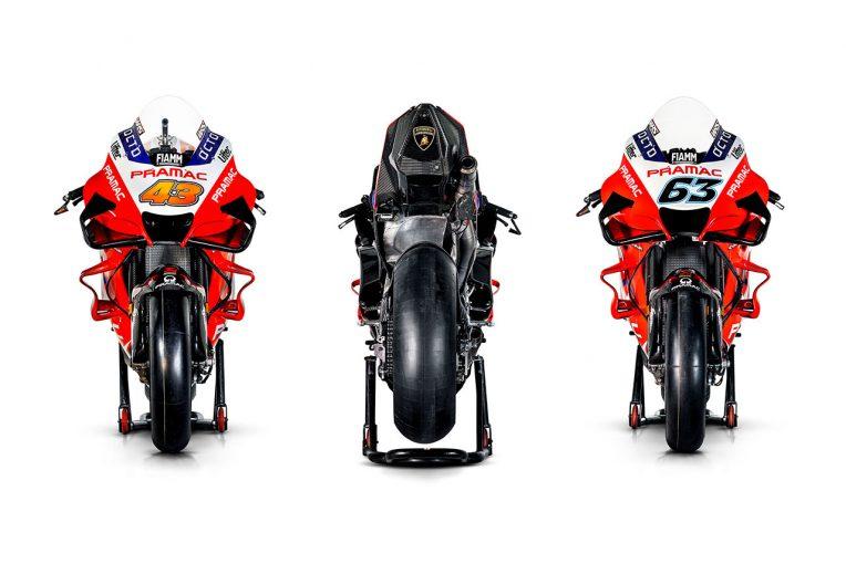 MotoGP | 【ギャラリー】MotoGP:プラマック・レーシングの2020年型マシン『デスモセディチGP20』