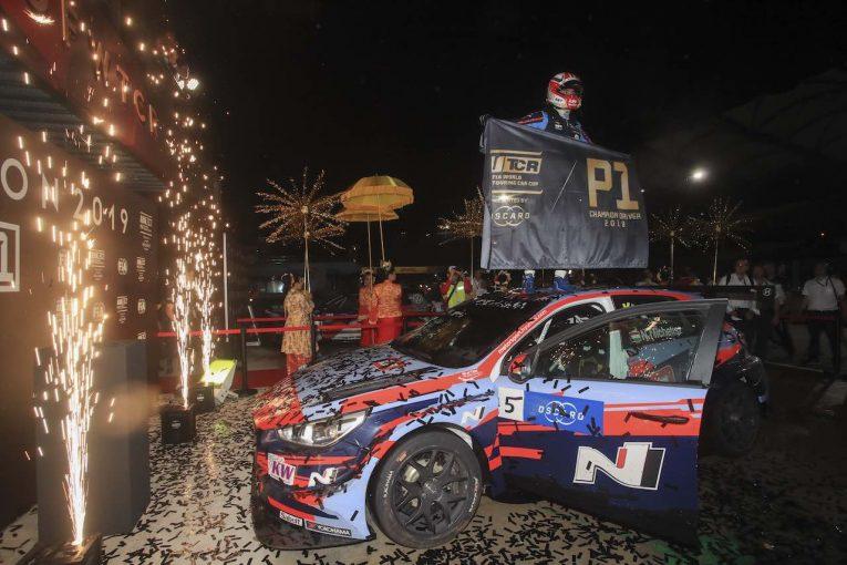海外レース他 | WTCR:ヒュンダイが2020年体制発表。ファーフスに代わりエングストラー加入