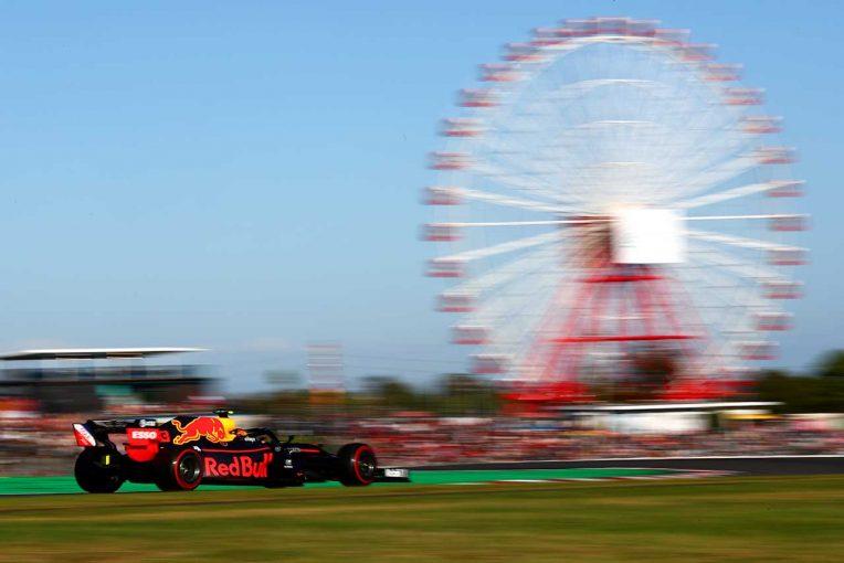 F1   10月9~11日開催の2020年F1日本GP観戦チケット、4月19日から順次販売。ホンダ応援席が1万3000席まで拡大
