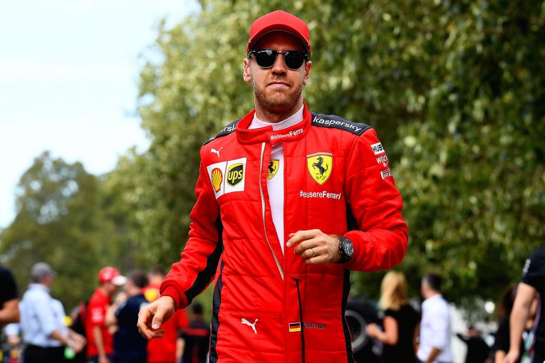 F1 | 根強く残るリカルドのフェラーリ移籍の噂。ルノーF1代表はベッテルとのトレードに「ノーとは言わない」