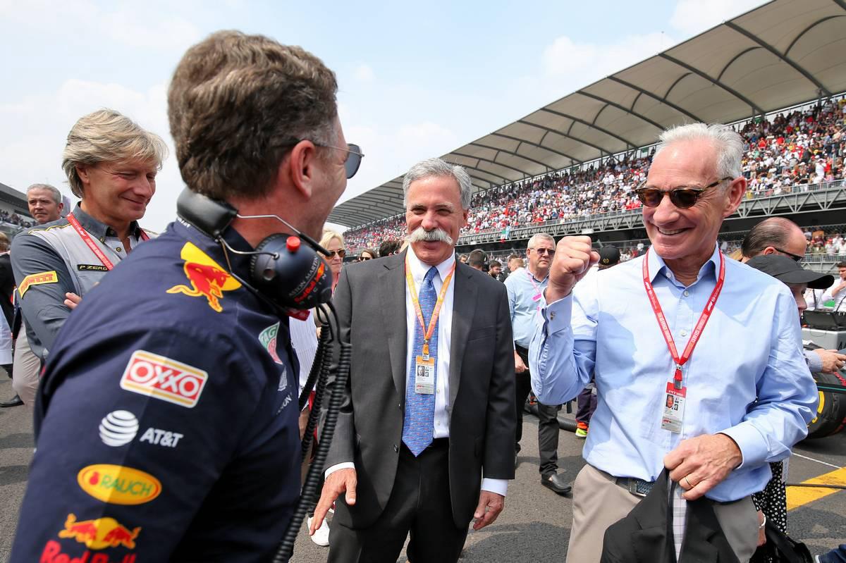 2019年F1第18戦メキシコGP