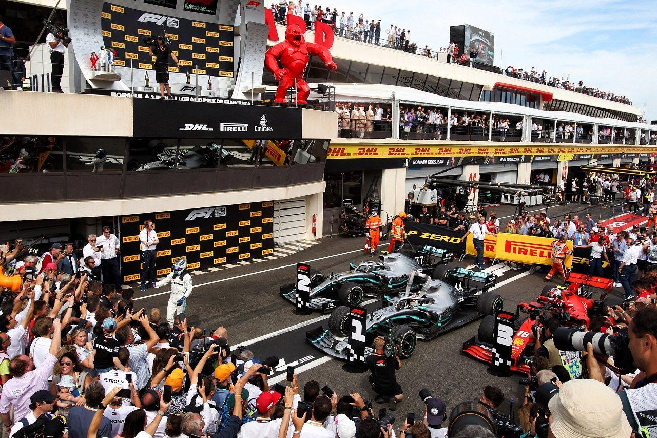 2019年F1フランスGP