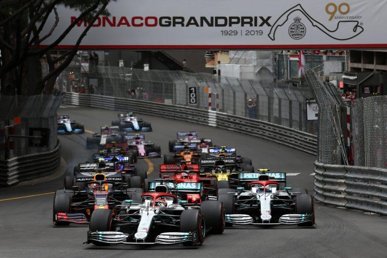 F1 | 伝統のF1モナコGPが中止に。主催者が延期は不可能と判断、深い悲しみ示す