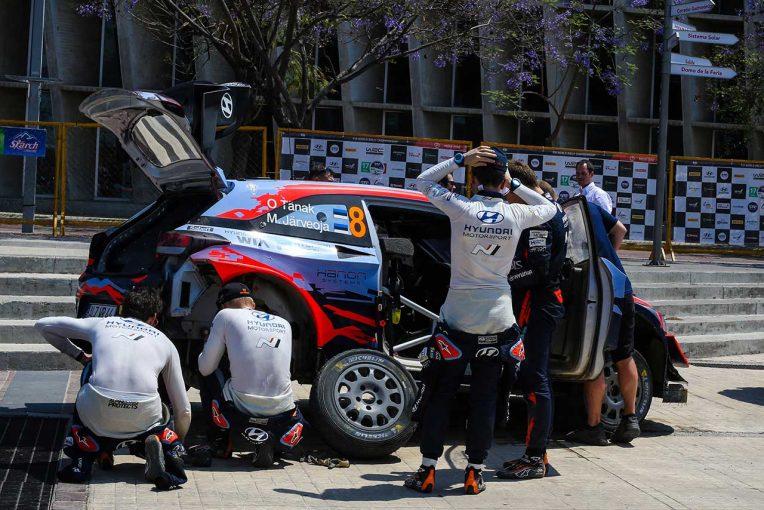 ラリー/WRC | WRC:第3戦メキシコで2台にトラブル出たヒュンダイ「プロチームとしてあってはならない」