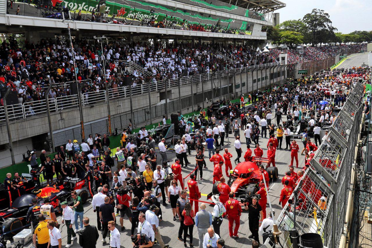 2019年F1ブラジルGP