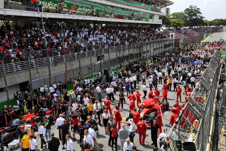 F1 | 「2020年はレース数が減っても素晴らしいシーズンになり得る」と元F1ドライバー