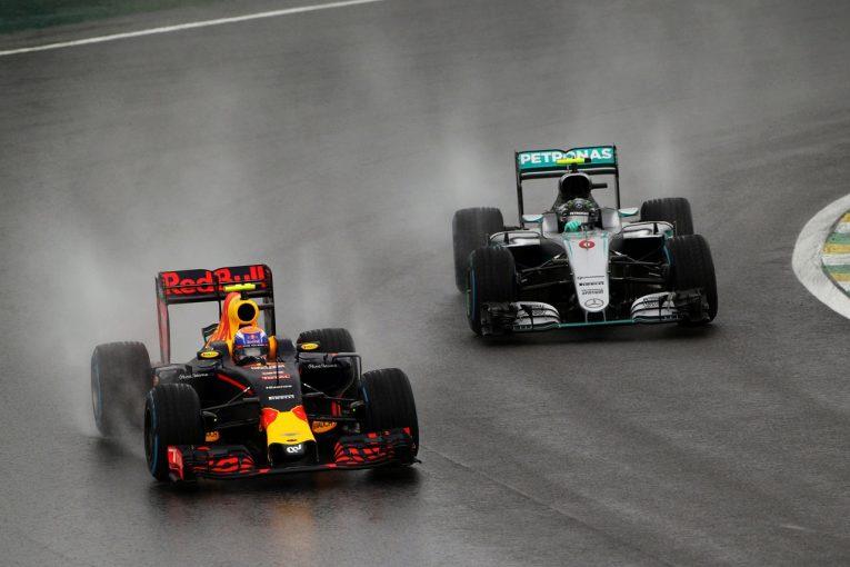 F1 | F1が過去の名レースを無料配信へ。今週末はフェルスタッペンの速さが光った波乱の2016年ブラジルGP