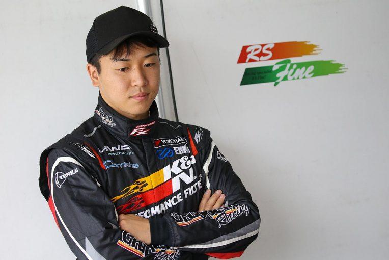 国内レース他 | 河野駿佑、2020年もスーパーフォーミュラ・ライツに挑戦へ。エンジンはトムスにスイッチ