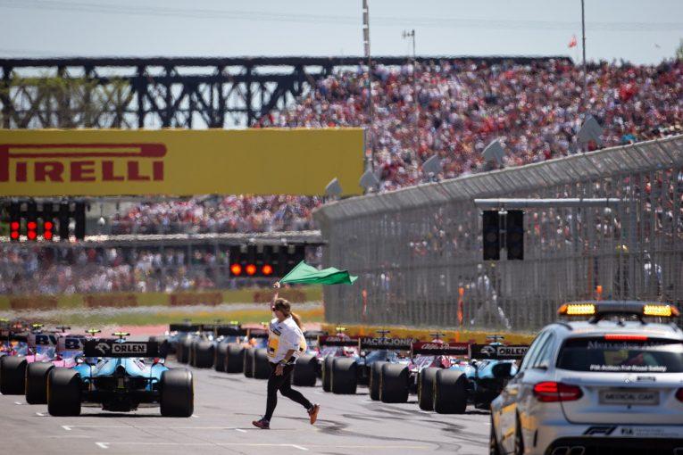 F1 | 「2020年F1シーズンは夏にスタート、15戦から18戦を開催」CEOが声明