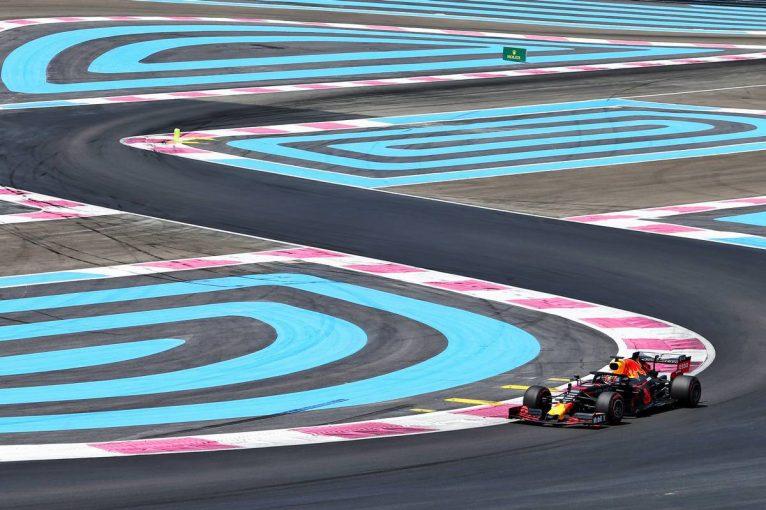 F1 | F1フランスGPの舞台ポール・リカール、パンデミックの影響で年内のレイアウト変更は一部のみ