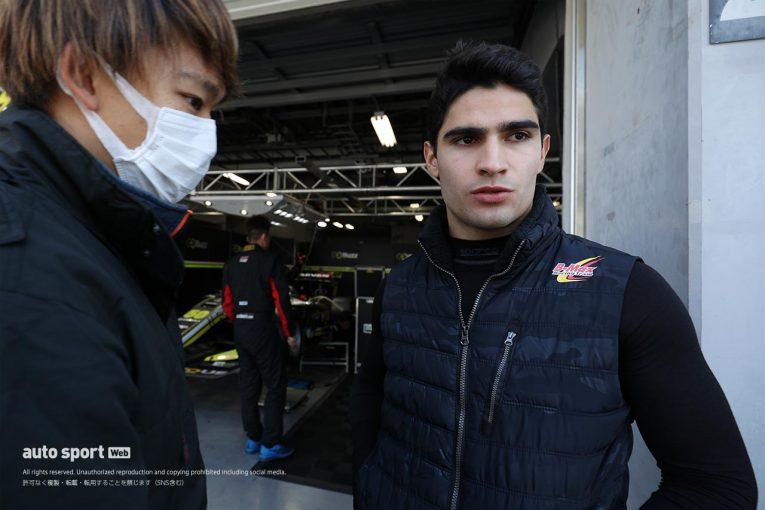F1 | F1リザーブのセッテ・カマラがスーパーフォーミュラを初体験「早く慣れることが大事だと思う」