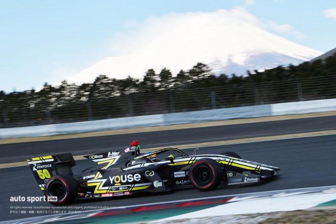 セルジオ・セッテ・カマラ(Buzz Racing Team with B-Max)