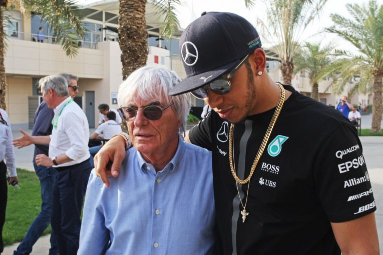 F1   ハミルトンはフェラーリに行くべきではない とエクレストン「彼らはルクレールに夢中」