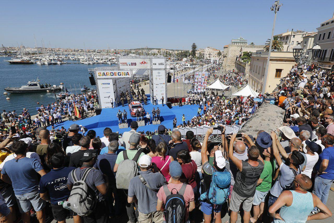 WRC:5月開催のポルトガル、6月のイタリアが延期に。新型コロナウイルスの影響続く