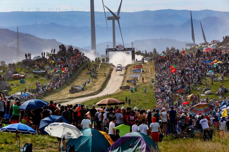 ラリー/WRC | WRC:5月開催のポルトガル、6月のイタリアが延期に。新型コロナウイルスの影響続く