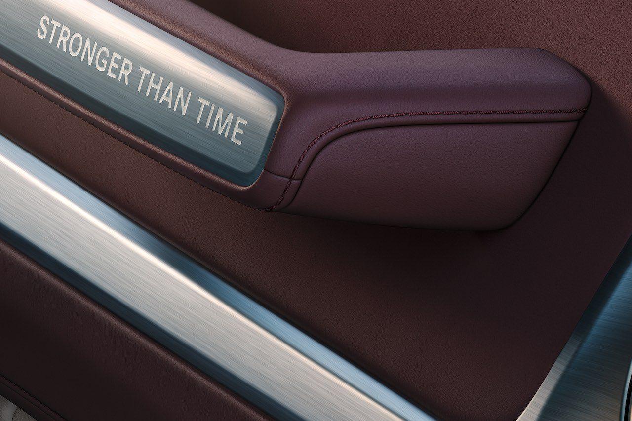 22インチ装着の屈強な限定車『メルセデスAMG G63 STRONGER THAN TIME Edition』