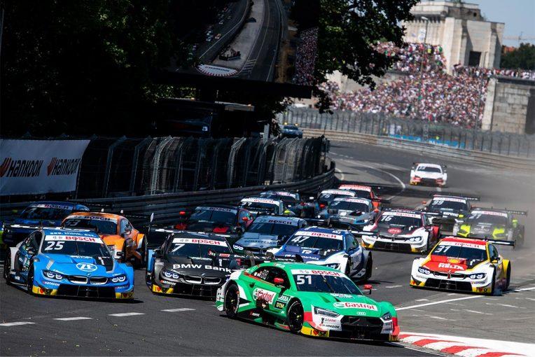 海外レース他 | DTMが2020年カレンダーのアップデート版を発表。第2戦にスパ・フランコルシャンを追加