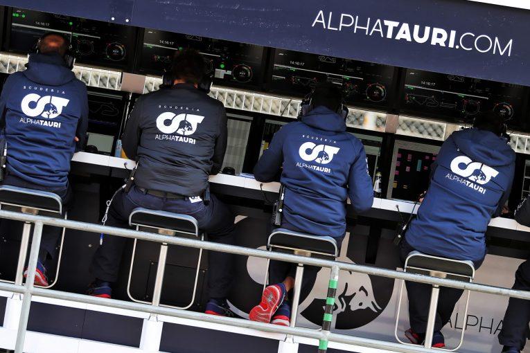 F1 | 政府による行動規制を受け、アルファタウリのファクトリーが一時閉鎖「士気を保ち、開幕に備えていきたい」と代表